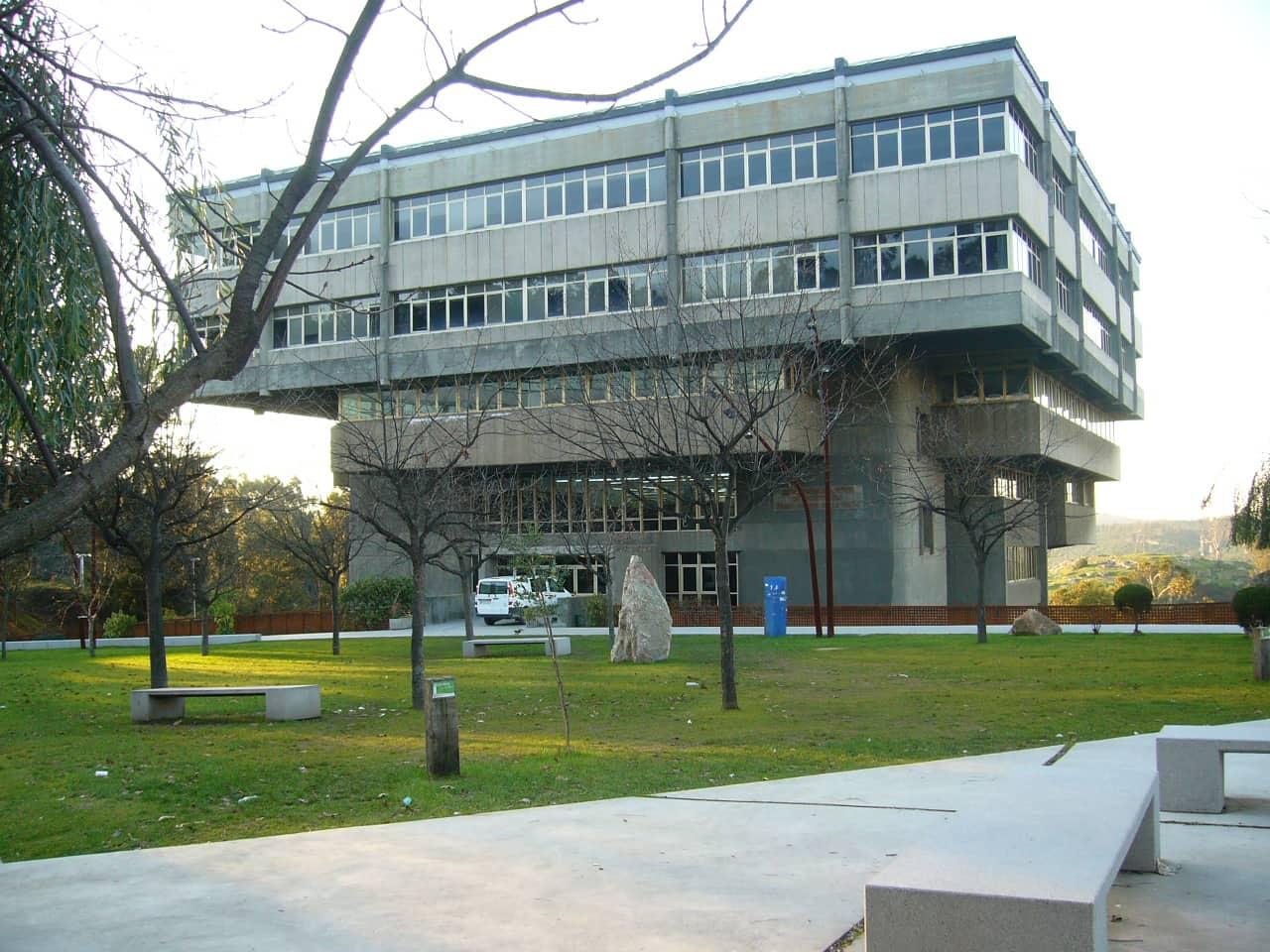 Escuela Tecnica Superior de Arquitectura UDC min