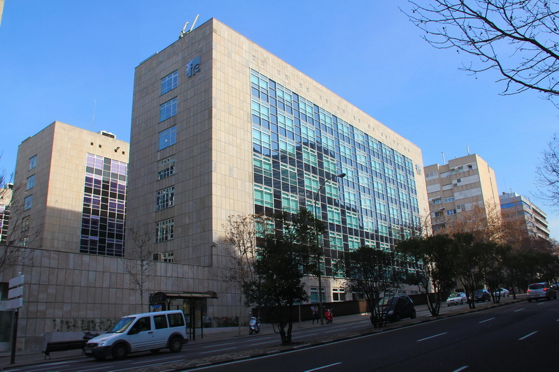 IE University Campus in Madrid x