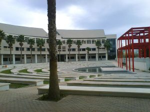 UA Aulario