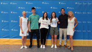 alumnos ETSA de Zaragoza