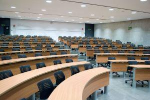 clase la salle arquitectura