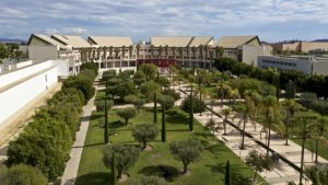 el campus de la ua