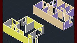 Cómo hacer una casa en AutoCAD 3D