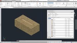 Como Asignar Materiales en AutoCAD - CAD2X3