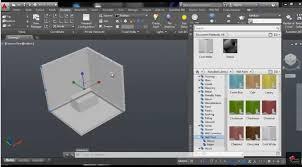 Cómo asignar, editar y crear nuevos materiales en AUTOCAD 2015 para  nuestros modelos 3D | Diario de la Construcción