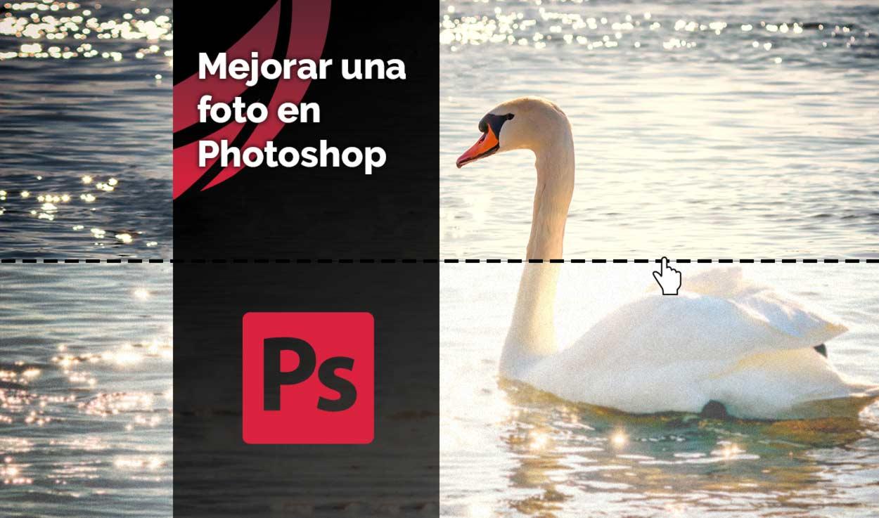 Como mejorar imagenes en photoshop