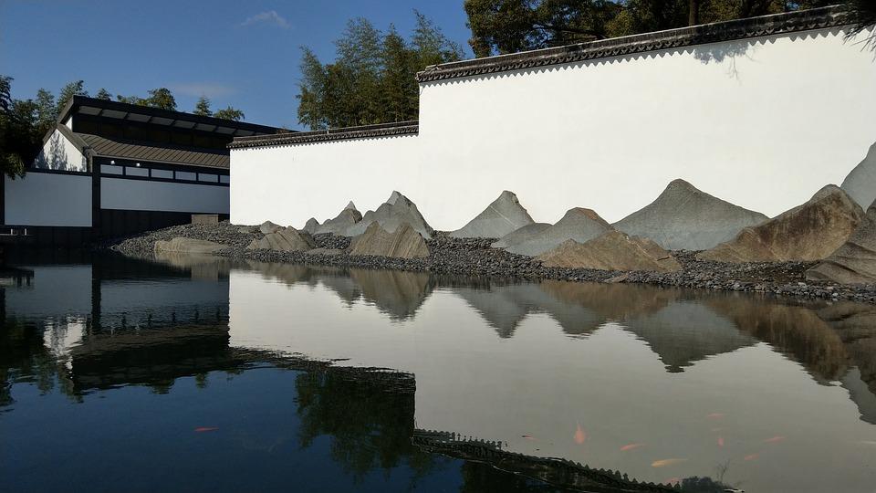 Ieoh Ming Pei y su geometria de vidrio