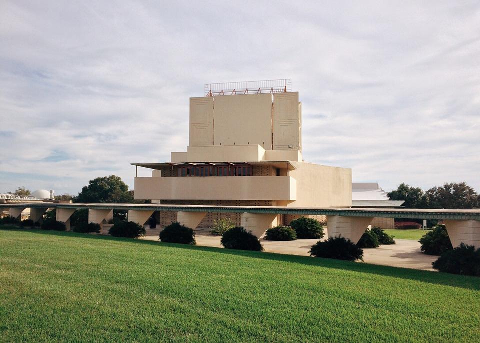 La Construccion De Diseno Frank Lloyd Wright