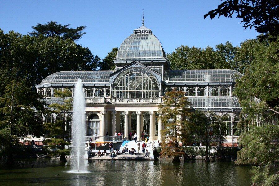 El Palacio de Cristal Ricardo Velázquez Bosco