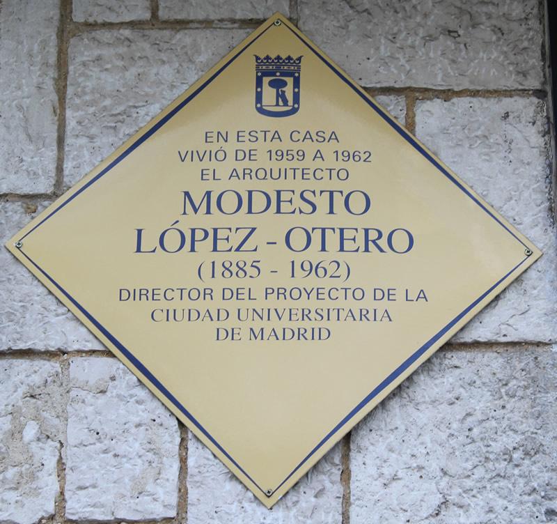 Modesto López Otero