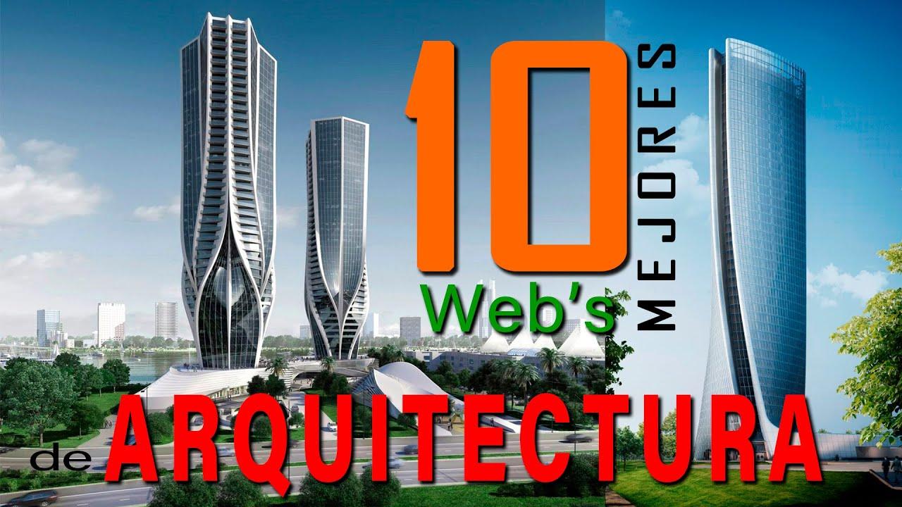 10 páginas de arquitectura