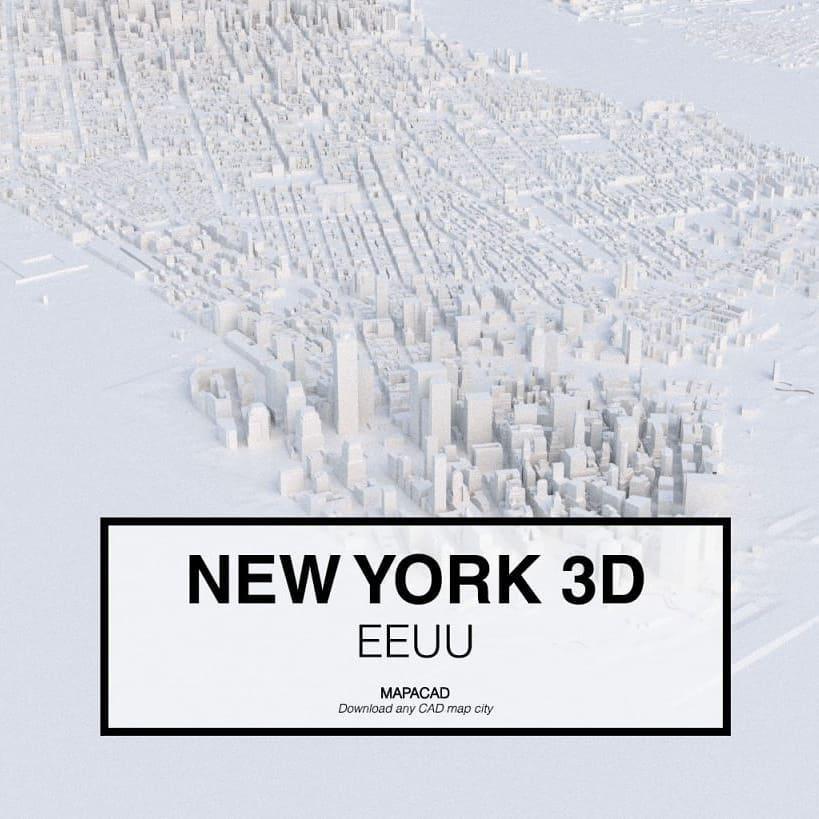mapacad new york